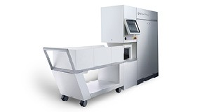 BD Rowa ProLog enables fully automatic storage of packages in pharmacies.
