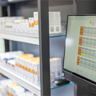 BD Rowa Vshelf secures high-value products in pharmacies against unauthorised removal.