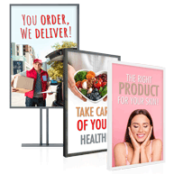 BD Rowa Vmotion are screens for products and services in pharmacies.